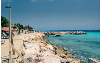 Karakter Beach Curacao