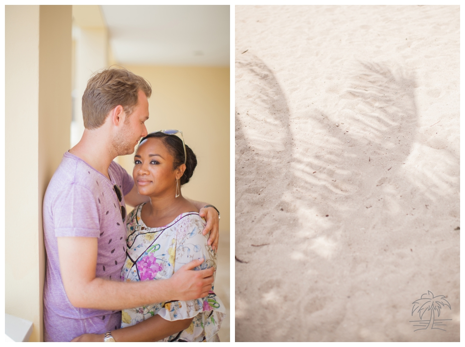 Verloving fotoshoot Curacao